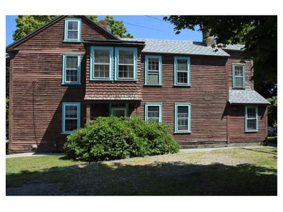 Multi Family for sales at 25 - 27 High Street  Rockport, Massachusetts 01966 United States