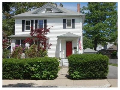 Single Family for sales at 115 Greaton Rd  Boston, Massachusetts 02132 United States