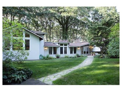 Single Family for sales at 69 Pigeon Hill Rd  Weston, Massachusetts 02493 United States
