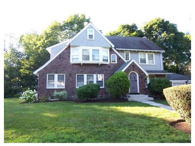 Single Family for sales at 25 Windsor Rd  Milton, Massachusetts 02186 United States