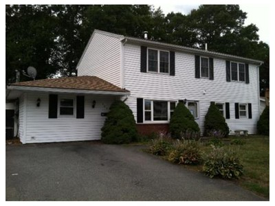 Single Family for sales at 604 N Quincy St  Brockton, Massachusetts 02302 United States