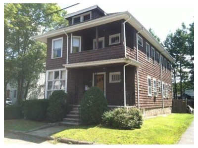 Multi Family for sales at 331 Boylston St  Brockton, Massachusetts 02301 United States
