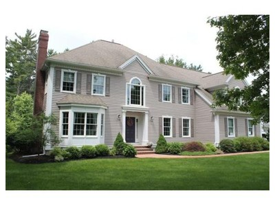 Single Family for sales at 8 Sweeney Ridge Road  Bedford, Massachusetts 01730 United States