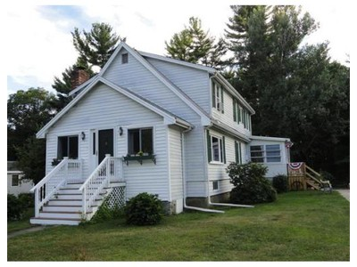 Single Family for sales at 431 Spring St  Hanson, Massachusetts 02341 United States