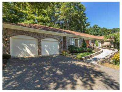 Single Family for sales at 1 Windsong Lane  Winchester, Massachusetts 01890 United States
