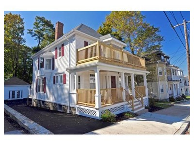 Single Family for sales at 17 Whitney Ave  Beverly, Massachusetts 01915 United States