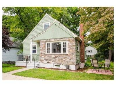 Single Family for sales at 7 Durant Street  Boston, Massachusetts 02132 United States
