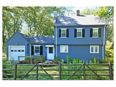 Single Family for sales at 46 Craftsland Rd  Brookline, Massachusetts 02467 United States