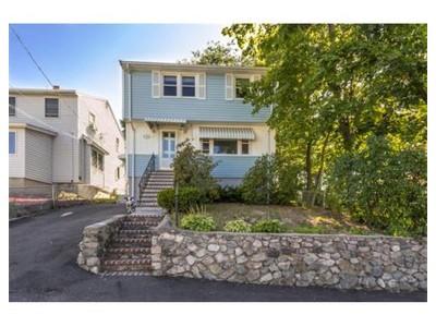 Single Family for sales at 17 Mccall Street  Medford, Massachusetts 02155 United States