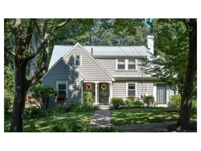 Single Family for sales at 39 Nickerson Rd  Newton, Massachusetts 02467 United States