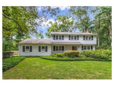 Single Family for sales at 96 Woodridge Rd  Westwood, Massachusetts 02090 United States
