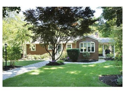 Single Family for sales at 31 Concord Rd  Wayland, Massachusetts 01778 United States