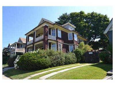 Multi Family for sales at 140-142 North St  Medford, Massachusetts 02155 United States