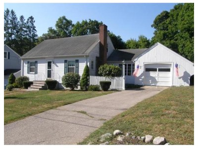 Single Family for sales at 1 Kingsbury Road  Canton, Massachusetts 02021 United States