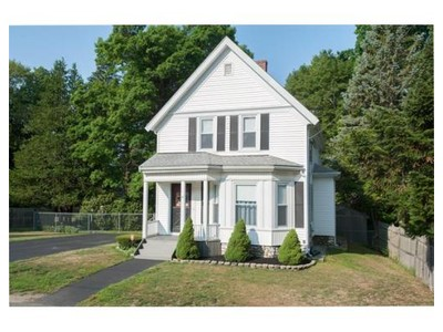 Single Family for sales at 17 Carl Ave  Brockton, Massachusetts 02302 United States