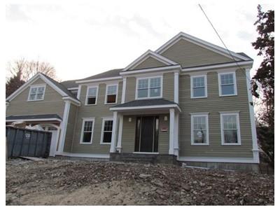 Single Family for sales at 55 Pond St  Needham, Massachusetts 02492 United States