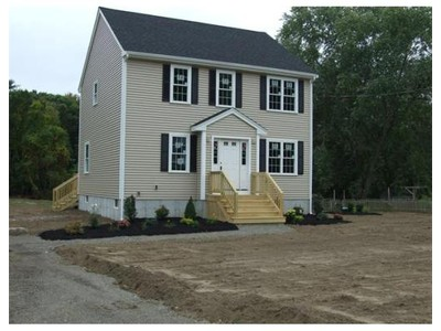 Single Family for sales at 188 South Street  Hanson, Massachusetts 02341 United States