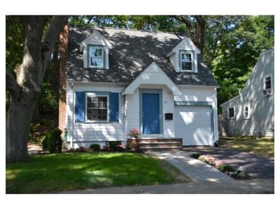 Single Family for sales at 20 Conant Road  Brookline, Massachusetts 02467 United States