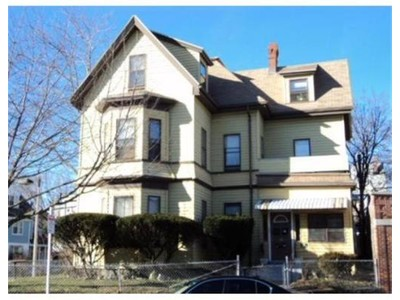 Single Family for sales at 139 Blue Hill Ave  Boston, Massachusetts 02119 United States