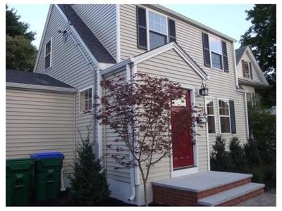 Single Family for sales at 222 Washington Street  Westwood, Massachusetts 02090 United States