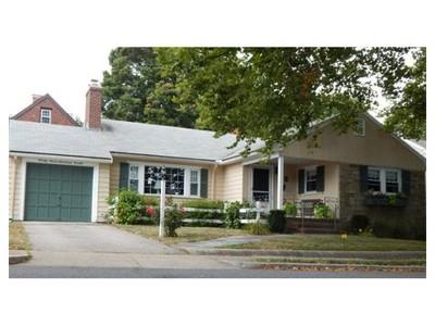 Single Family for sales at 49 Carlson Cir  Boston, Massachusetts 02132 United States