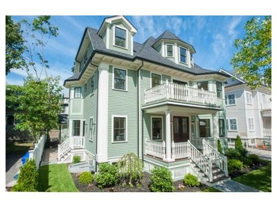 Single Family for sales at 36 Naples Road  Brookline, Massachusetts 02446 United States
