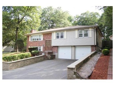 Single Family for sales at 91 Colwell Dr  Dedham, Massachusetts 02026 United States