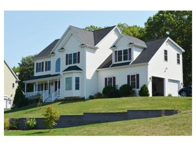 Single Family for sales at 109 Henry B Riordan Way  North Attleboro, Massachusetts 02760 United States