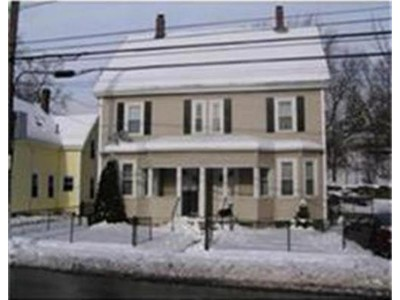 Multi Family for sales at 129 Copeland St  Quincy, Massachusetts 02169 United States