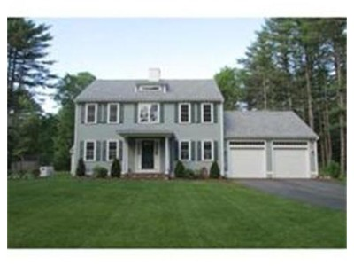 Single Family for sales at 11 Pine St  Duxbury, Massachusetts 02332 United States