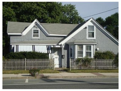 Single Family for sales at 195 Main St  Bourne, Massachusetts 02532 United States