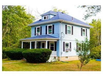 Single Family for sales at 305 Britton St  Raynham, Massachusetts 02767 United States