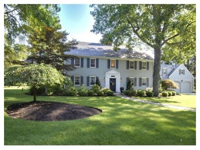 Single Family for sales at 53 School Street  Andover, Massachusetts 01810 United States