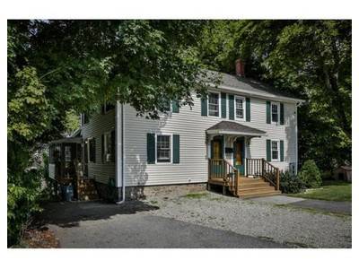 Multi Family for sales at 36-38 Johnson St  North Andover, Massachusetts 01845 United States