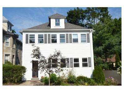 Co-op / Condo for sales at 15 Mt Vernon  Arlington, Massachusetts 02476 United States