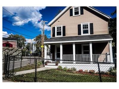 Single Family for sales at 32 Jewett  Boston, Massachusetts 02131 United States