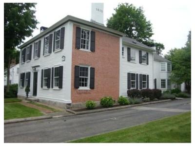 Single Family for sales at 632 Main Street  Hingham, Massachusetts 02043 United States