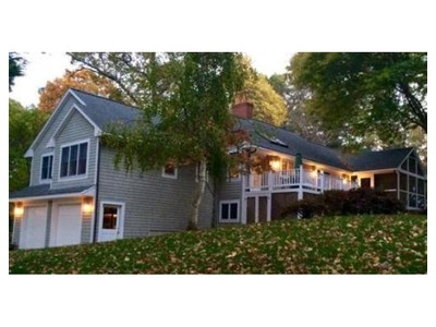 Single Family for sales at 14 Longmeadow Drive  Ipswich, Massachusetts 01938 United States