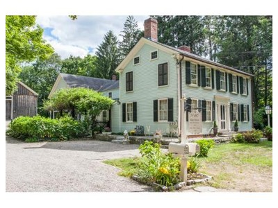 Single Family for sales at 487 Main St  Acton, Massachusetts 01720 United States
