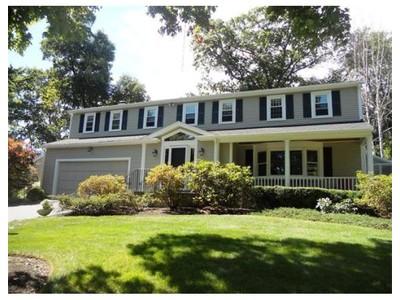Single Family for sales at 7 Sunset Lane  Hingham, Massachusetts 02043 United States
