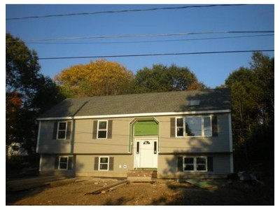 Single Family for sales at 155 Melrose Street  Brockton, Massachusetts 02302 United States