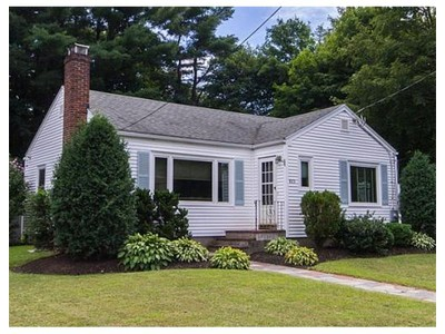 Single Family for sales at 805 Main St  Lynnfield, Massachusetts 01940 United States