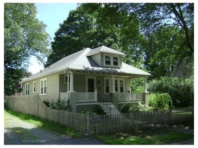 Single Family for sales at 24 Western Ave.  Natick, Massachusetts 01760 United States