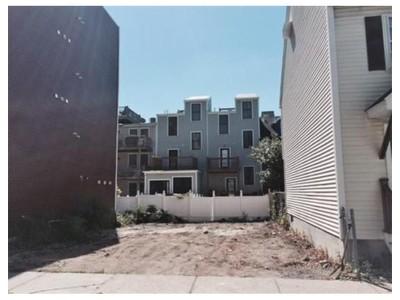 Land for sales at 165-167 Bowen + 217 D + 80,84 Baxter  Boston, Massachusetts 02127 United States