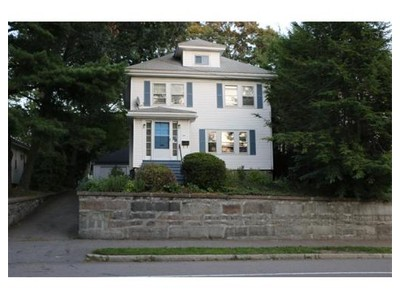 Single Family for sales at 254 Blue Hill Ave  Milton, Massachusetts 02186 United States