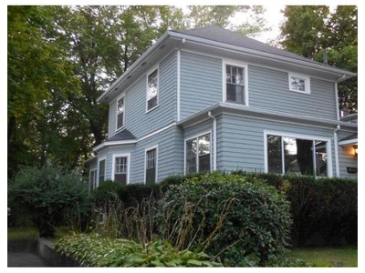 Single Family for sales at 54 Taft Ave  Newton, Massachusetts 02465 United States