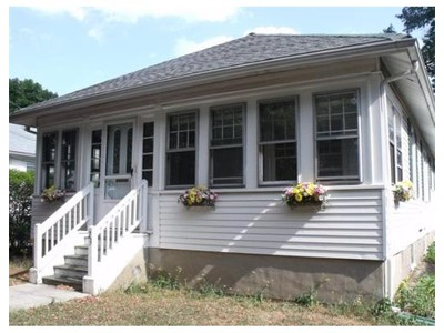 Single Family for sales at 23 Mound Street  Quincy, Massachusetts 02169 United States