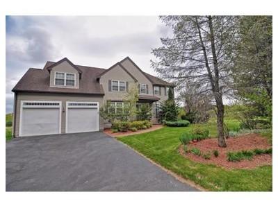 Single Family Home for sales at 246 Village Street  Millis, Massachusetts 02054 United States