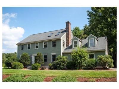 Single Family for sales at 1 Marks Way  Maynard, Massachusetts 01754 United States