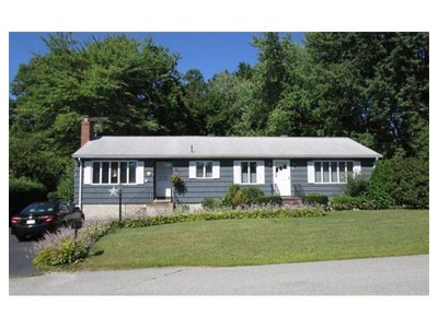 Single Family for sales at 23 Hunting Ave.  Dracut, Massachusetts 01826 United States